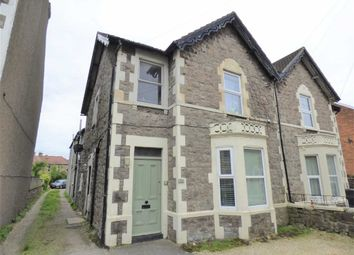 Thumbnail 3 bed flat for sale in Moorland Road, Weston-Super-Mare