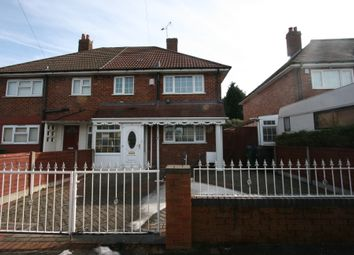 Thumbnail Semi-detached house for sale in Lime Road, Wednesbury