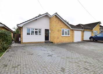 Thumbnail 3 bed bungalow for sale in Kingsingfield Road, West Kingsdown, Sevenoaks, Kent