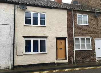 Thumbnail 2 bed terraced house to rent in Silver Street, Yarm