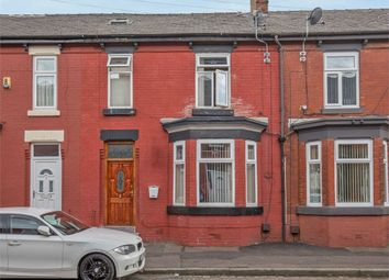 Thumbnail 4 bedroom terraced house for sale in Swayfield Avenue, Longsight, Manchester