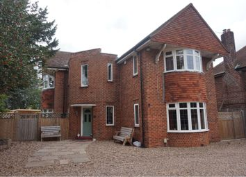 Thumbnail 3 bed detached house for sale in Manthorpe Road, Grantham