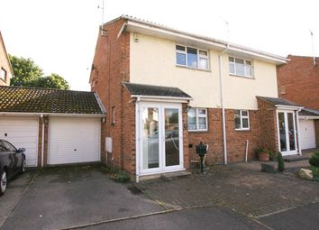Thumbnail 2 bedroom semi-detached house for sale in Hop Close, Upton, Poole