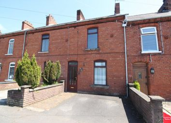 Thumbnail 2 bedroom terraced house to rent in Fisherwick Terrace, Doagh, Ballyclare