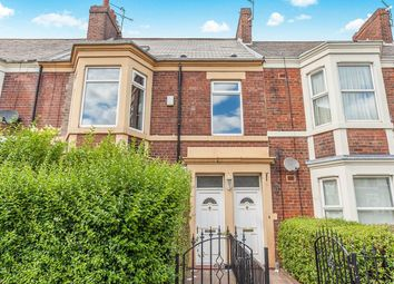 Thumbnail 5 bedroom flat for sale in Welbeck Road, Walker, Newcastle Upon Tyne