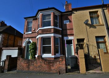 Thumbnail 4 bed end terrace house for sale in Cromwell Road, New Normanton, Derby