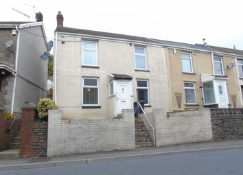 Thumbnail 3 bed end terrace house for sale in Mountain Ash Road, Abercynon, Mountain Ash