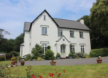 Thumbnail 10 bedroom detached house for sale in Bratton Fleming, Barnstaple