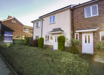 Thumbnail 3 bedroom semi-detached house for sale in Brewers End, Takeley, Bishop's Stortford