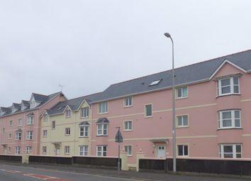 Thumbnail 2 bedroom flat to rent in Borough View, Pembroke Dock, Pembrokeshire