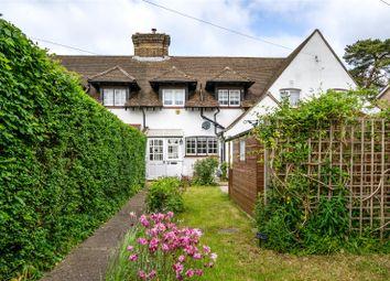 Model Cottage, Slines Oak Road, Woldingham, Surrey CR3. 2 bed terraced house