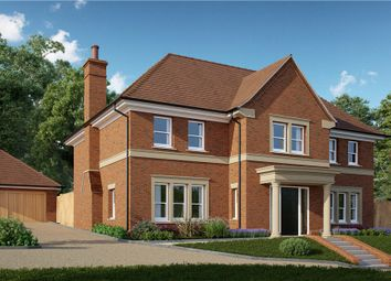 Thumbnail 6 bed detached house for sale in Murrell Hill Lane, Binfield, Bracknell