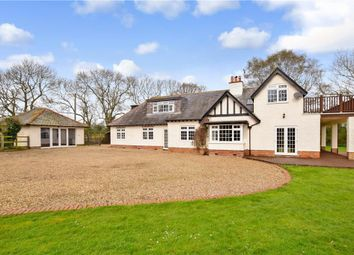Thumbnail 4 bed detached bungalow for sale in Park Side, Wootton, Canterbury, Kent