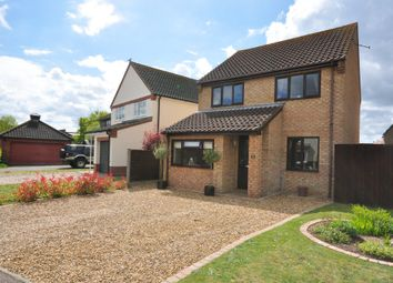 3 bed detached house for sale in Millfield, Castleton Way, Eye IP23