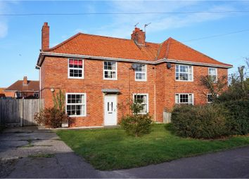 Thumbnail 3 bed semi-detached house for sale in Clarendon Road, Aylesham, Canterbury