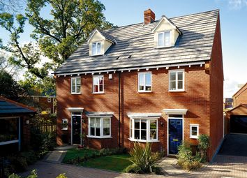 """Thumbnail 4 bed detached house for sale in """"The Leicester"""" at Loughborough Road, Rothley, Leicester"""