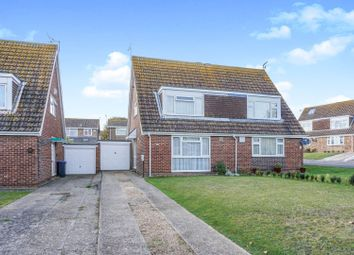 Thumbnail 3 bedroom semi-detached house for sale in Tarragon Way, Shoreham-By-Sea