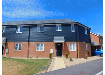 Thumbnail 3 bed semi-detached house for sale in Navigation Drive, Arundel