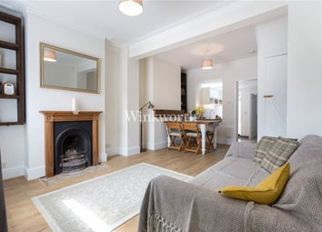 Thumbnail 2 bed terraced house to rent in Moselle Avenue, Noel Park