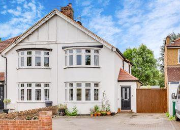 Thumbnail 2 bed semi-detached house for sale in Powder Mill Lane, Whitton, Twickenham