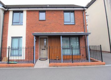 3 bed semi-detached house for sale in Bartley Wilson Way, Cardiff CF11