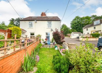 Thumbnail 2 bed semi-detached house for sale in Dairy Road, Barford St. Martin, Salisbury