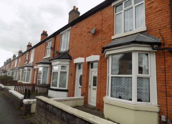 Thumbnail 3 bed terraced house to rent in Oxford Gardens, Stafford