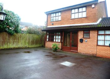 Thumbnail 5 bed detached house to rent in Stonebow Avenue, Solihull
