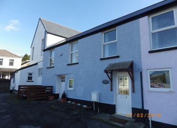 Thumbnail 2 bed terraced house to rent in Victoria Street, Combe Martin, Ilfracombe