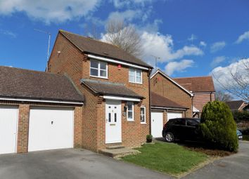 Thumbnail 3 bed link-detached house for sale in Dunlop Close, Hassocks