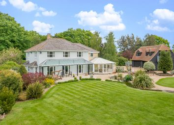 Thumbnail 4 bed detached house for sale in Copford, Colchester, Essex