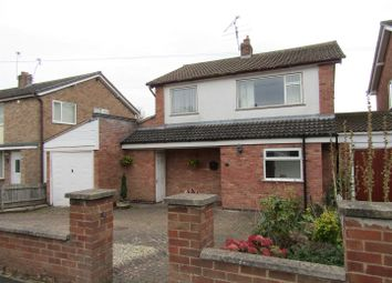 Thumbnail 4 bedroom detached house for sale in Denman Lane, Huncote, Leicester