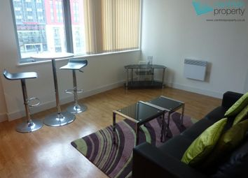 Thumbnail 1 bed flat to rent in Sirius, Navigation Street, Birmingham