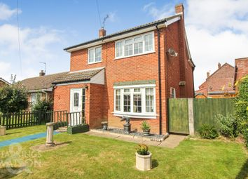 Thumbnail 4 bed detached house for sale in Orchard Close, Roughton, Norwich