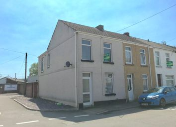 Thumbnail 2 bedroom end terrace house for sale in Regent Street West, Briton Ferry, Neath