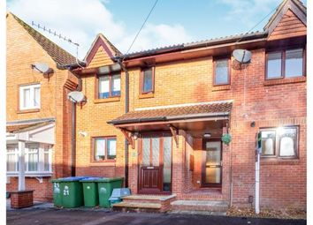 Thumbnail 2 bed terraced house for sale in Weston Close, Southampton