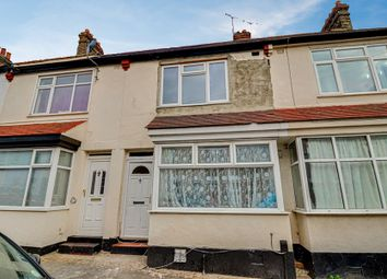 Thumbnail 3 bed terraced house for sale in Oakleigh Avenue, Southend-On-Sea
