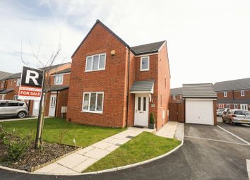 Thumbnail 3 bed detached house for sale in Harrier Close, Lostock, Bolton