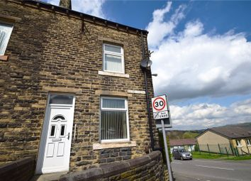 Thumbnail 3 bed end terrace house to rent in Hainworth Wood Road, Keighley, West Yorkshire