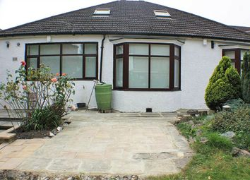 Thumbnail 3 bed detached bungalow to rent in Addiscombe Road, Croydon, Surrey