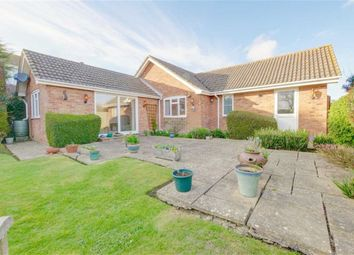 Thumbnail 3 bed detached bungalow for sale in Howlett Drive, Hailsham
