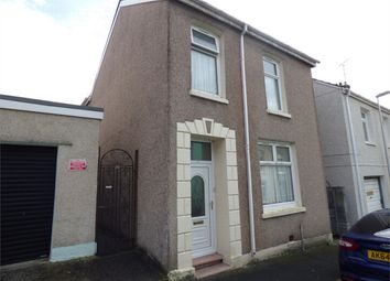 Thumbnail 3 bed detached house for sale in 48 Tunnel Road, Llanelli, Carmarthenshire