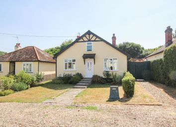 Thumbnail 3 bed detached bungalow for sale in The Street, Takeley, Bishop's Stortford