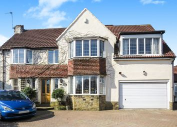 Thumbnail 5 bedroom detached house for sale in Shortway, Stanningley, Leeds