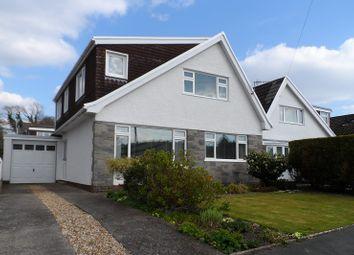 Thumbnail 5 bed detached house for sale in Ashwood Drive, Gellinudd, Pontardawe, Swansea.
