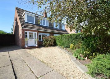 Thumbnail 3 bed semi-detached house for sale in Fairway, Keyworth, Nottingham