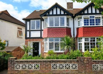Thumbnail 4 bed end terrace house for sale in Fulwell Park Avenue, Twickenham