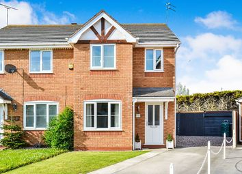 Thumbnail 3 bed semi-detached house for sale in Cadwalader, Kinmel Bay, Rhyl