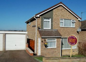 Thumbnail 3 bedroom detached house for sale in The Fairway, Borough Hill, Daventry