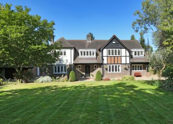 Thumbnail 5 bed detached house for sale in Hosey Hill, Westerham